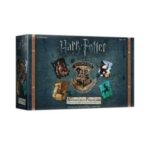 Harry Potter - Boîte monstrueuse