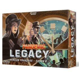 Pandémie Legacy - Saison 0