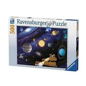 Puzzle 500p - Système solaire