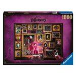 Puzzle Villainous - Capitaine Crochet - 1000 pièces