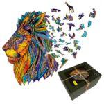 Puzzle Lion légendaire