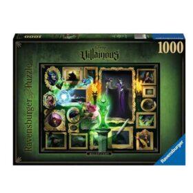 Puzzle Villainous - 1000 pièces - Maléfique