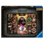 Puzzle Villainous - Ratigan - 1000 pièces