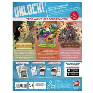 Unlock Mythic Adventure - Jeu coopératif