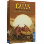 Catan Trésors Dragons et Explorateurs