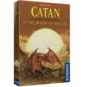 Catan Trésors Dragons et Explorateurs