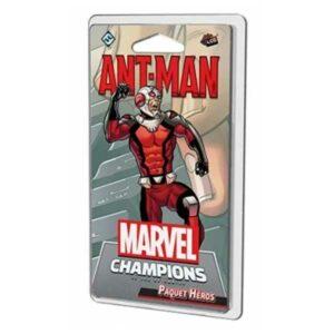 Jeu de cartes Marvel - Ant Man