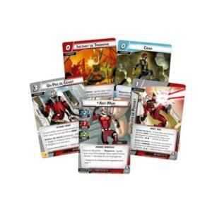 Le jeu de cartes - Marvel - Ant-Man