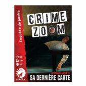 Crime Zoom - Jeu de cartes