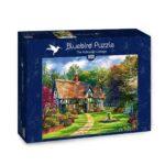 Puzzle Hideaway cottage - 1000 pièces