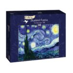 The Starry Night - Puzzle 1000 pièces