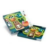 Puzzle Relief - 5 pièces - Oski