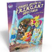 TAILS OF EQUESTRIA : L'ÉTRANGE AFFAIRE DU FRINGANT