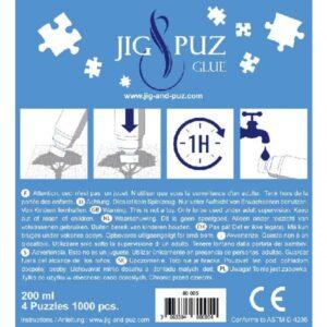 Colle Puzzle - Jig & Puz Glue - Gout du jeu Boutique Jeux de société Blois