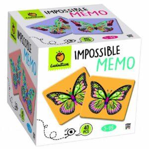 Impossible Memo - Gout du jeu Boutique Jeux de société Blois