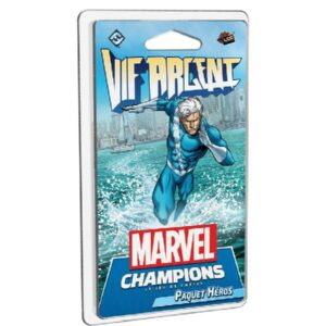 Marvel - Extension - Quicksilver (Vif-Argent)