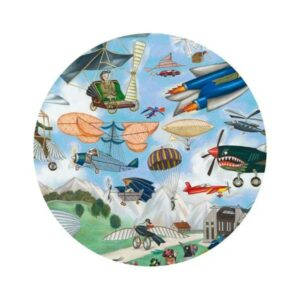 Puzzle 200 pièces - Aéro Club - Djeco