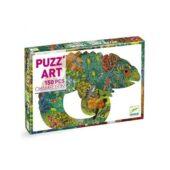 Puzzle 35 pièces - Chameleon