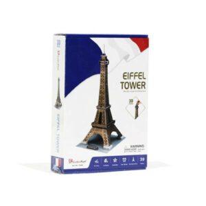 Puzzle 3D 35 Pièces - Eiffel Tower