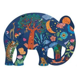 Puzzle 150 pièces - Elephant