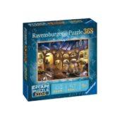 Puzzle 368 pièces - Escape Puzzle Kids - Une Nuit au Musée