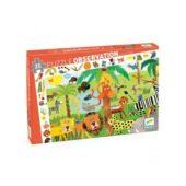 Puzzle 35 pièces - La Jungle