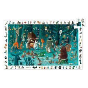 Puzzle 35 pièces - L'orchestre
