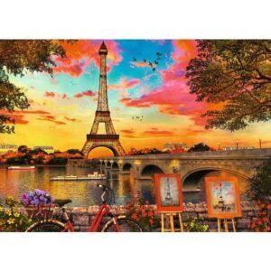 Puzzle 1000 pièces - Les quais de Seine