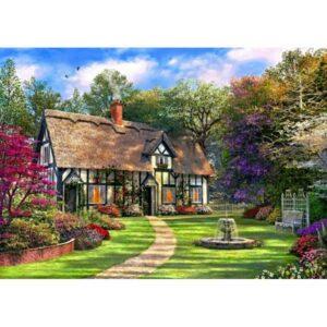 Puzzle 2000 pièces - The Hideaway Cottage