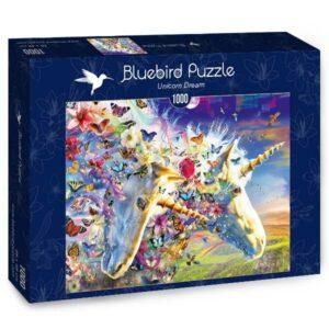 Puzzle 1000 pièces - Unicorn Dream