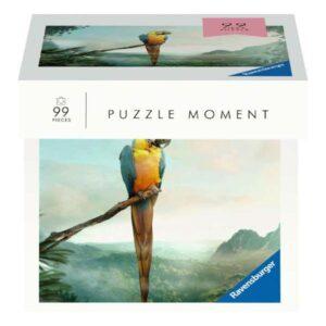 Puzzle 99 pièces - Moment : Perroquet