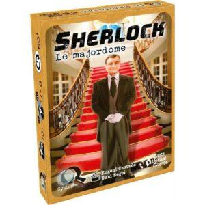 Sherlock - Q System - Le Majordome - Gout du jeu Boutique jeux de société Blois