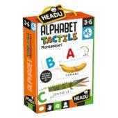 Alphabet Tactile Montessori - Gout du jeu Boutique jeux de société Blois