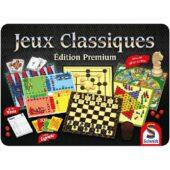 Jeux Classiques Édition Premium (boîte métal) - Gout du jeu Boutique jeux de société Blois