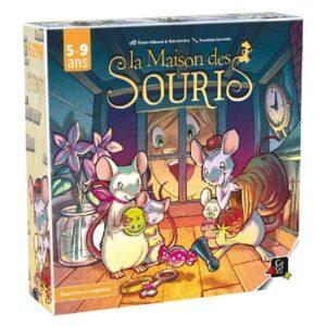 La Maison des Souris - Gout du jeu Boutique jeux de société Blois