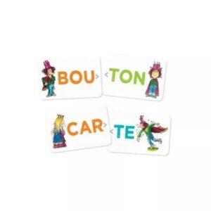 Jeu de cartes le prince de Motordu - Nathan - Gout du jeu Boutique jeux de société Blois