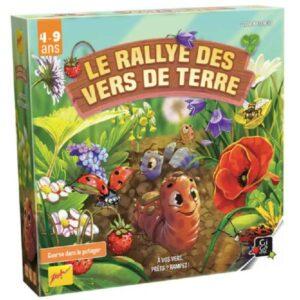 Rallye des vers de terre - Goût du jeu Boutique de Jeux de société à Blois