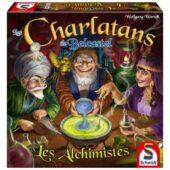 Les Charlatans de Belcastel - Extension - Les Alchimistes - Gout du jeu Boutique jeux de société Blois