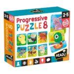 Progressive Puzzle 8 - Gout du jeu Boutique jeux de société Blois