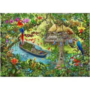 Escape Puzzle Kids - Un Safari dans la Jungle - Gout du jeu Boutique jeux de société Blois