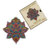Puzzle en bois - Florissant Lotus