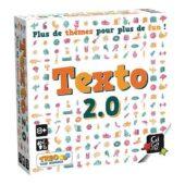 Texto 2.0 - Goût du jeu Boutique de Jeux de société à Blois