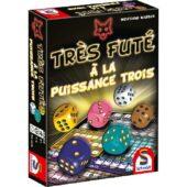 Très Futé à la Puissance Trois (Hyper Futé) - Gout du jeu Boutique jeux de société Blois