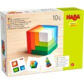 Cube d'assemblage 3D - Haba
