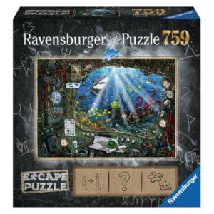 Escape Puzzle - Sous l'eau