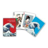 Jeu de 54 cartes - Estampes japonaises