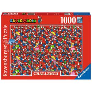 Super Mario Puzzle Challenge