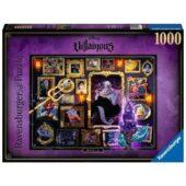 Puzzle Villainous – Ursula – 1000 Pièces