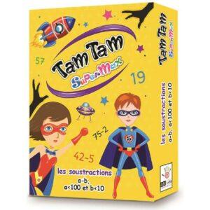Tam Tam Supermax : Les soustractions