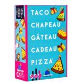 Taco Chapeau Cadeau Gâteau Pizza